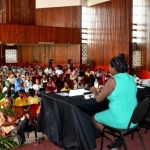 President presses for collective organisation and mobilization for development of African Guyanese organisations