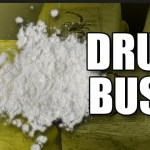 Two men busted in Kitty with 12 lbs cocaine in car