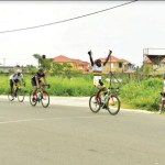 Junior Niles tops field in Powerade Road Race