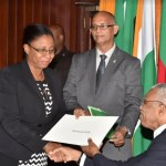 Tribunal sworn in to decide Carvil Duncan's fate as Public Service Commission Chairman