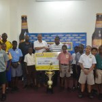COURTS plugs $4Million into Under 11 Primary Schools Football Championship