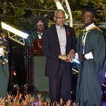 UG's 2016 Valedictorian encourages fellow graduates to never give up on their goals