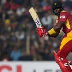 CRICKET:  Zimbabwe bat; Masakadza replaces Chigumbura