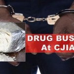 Two men busted in separate cocaine busts at Cheddi Jagan Airport