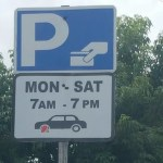 Cabinet recommends suspension of parking meter contract