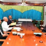 Granger tells Jagdeo next GECOM Chairman should possess Integrity, Impartiality and Independence