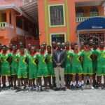 Golden Jaguars set for showdown with Martinque in Linden on Tuesday night