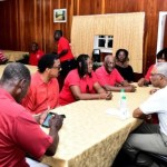 Unions press President not to forget promises to the workers