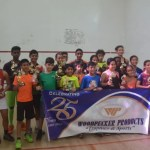 Wiltshire, Harding dominate Woodpecker Products National Squash Tournament