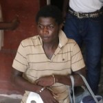 Two years in jail for TV thief