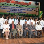 New group of Cuban trained Medical Doctors urged to be more sensitive to patient care