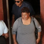 4 years in jail for cocaine carrying Aunty Seeta