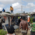 CH&PA demolishes squatter houses in Sophia in regularisation effort