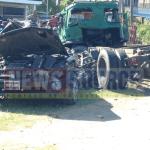 BREAKING NEWS:  Five family members killed in Corentyne accident