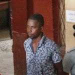 Taxi driver remanded to jail on robbery charge
