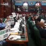 """Jagdeo threatens """"major expressions of disapproval"""" if Speaker disallows debate on estimates for Constitutional Agencies"""