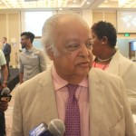 Everything is at stake for Guyana in move to the International Court in territorial row with Venezuela   -Sir Shridath