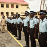 New Police ranks urged to be new examples of high standards