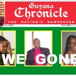 BREAKING:  Three Directors resign from Guyana Chronicle's Board