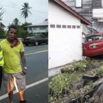 Cyclist killed by drunk driver on West Demerara road