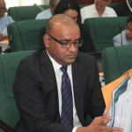 Jagdeo unhappy with PPP MPs work in the Parliamentary Committees