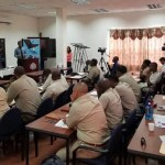 Mines Officers receive training to aid in fight against trafficking in persons