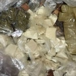 Bartica housewife busted with cocaine and marijuana in bedroom