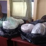 Police TSU Rank busted with over 45 pounds of marijuana