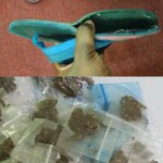 Prisoner found with marijuana in slippers at Lusignan
