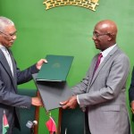 "Guyana and Trinidad and Tobago sign ""win-win"" Memorandum of Understanding"