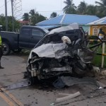 Essequibo Coast accident claims lives of Mother and Baby and male nurse