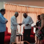 BREAKING: President Granger gets all clear to travel back home; Returns to Guyana on Tuesday