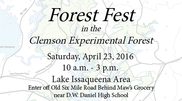 Families can have fun in the woods at Clemson Forest Fest