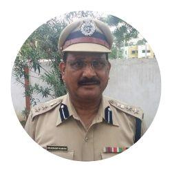 Prashant Karan IPS, IPS Prashant Karan,