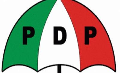 logopdp - No screening for Saraki, Atiku, Tambuwal, others now - PDP