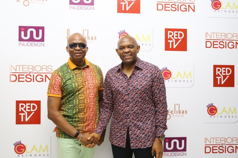 Pix from the Launch of Interiors By Design 1 - Africa's Interior Design Star To Emerge On REDTV