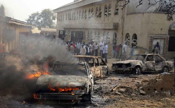 boko haram bombing - UPDATE: Suicide attack kills 22 in Borno mosque