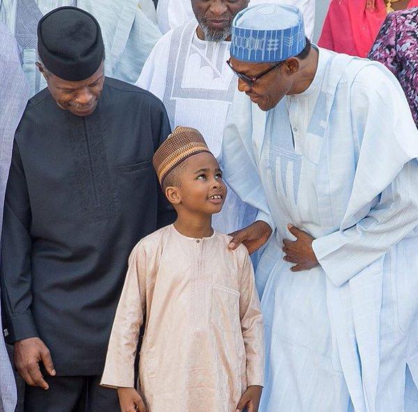ChildrensD 1 - Photo Collection: Pres. Buhari children's day celebration