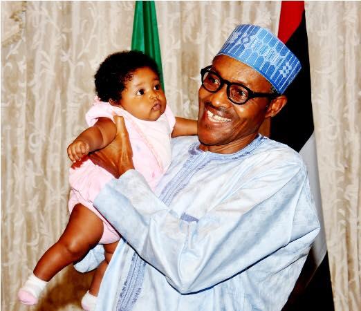 ChildrensDa - Photo Collection: Pres. Buhari children's day celebration