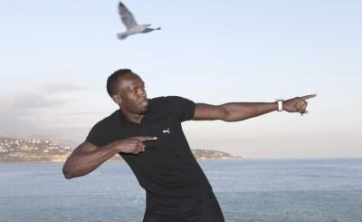 Sprinter Usain Bolt - [UPDATED] Usain Bolt's memorable quotes, 19 global golds
