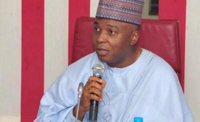 Bukola Saraki - Nigerians needed a President we can be proud of – Saraki