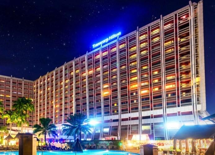 Transcorp Hotels Plc
