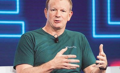 brian action - WhatsApp co-founder leaves company to start a 'new chapter'