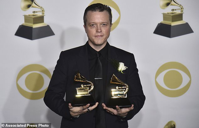 Jason Isbell - Bruno Mars wins 6 for 6 at the Grammys, as Jay-Z missed out in all 8