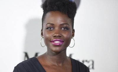Lupita Nyong - Lupita Nyong'o cheers #Me Too and Time's Up movements