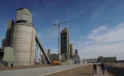 cement plant - Leading cement, concrete companies launch Global Cement & Concrete Association