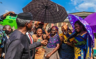 Osinbajo Launches Tradermoni In Edo