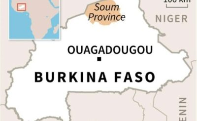 Five Dead In Burkina Clashes After Shooting