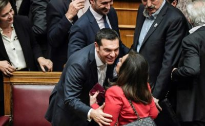 Greek Pm Calls For Tv Debate On Macedonia Deal