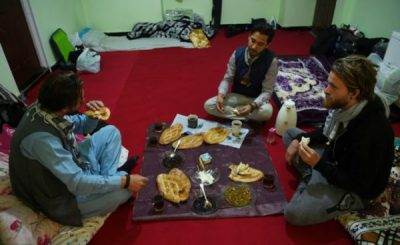 'naive, Reckless' Tourists Couchsurfing In War Torn Afghanistan